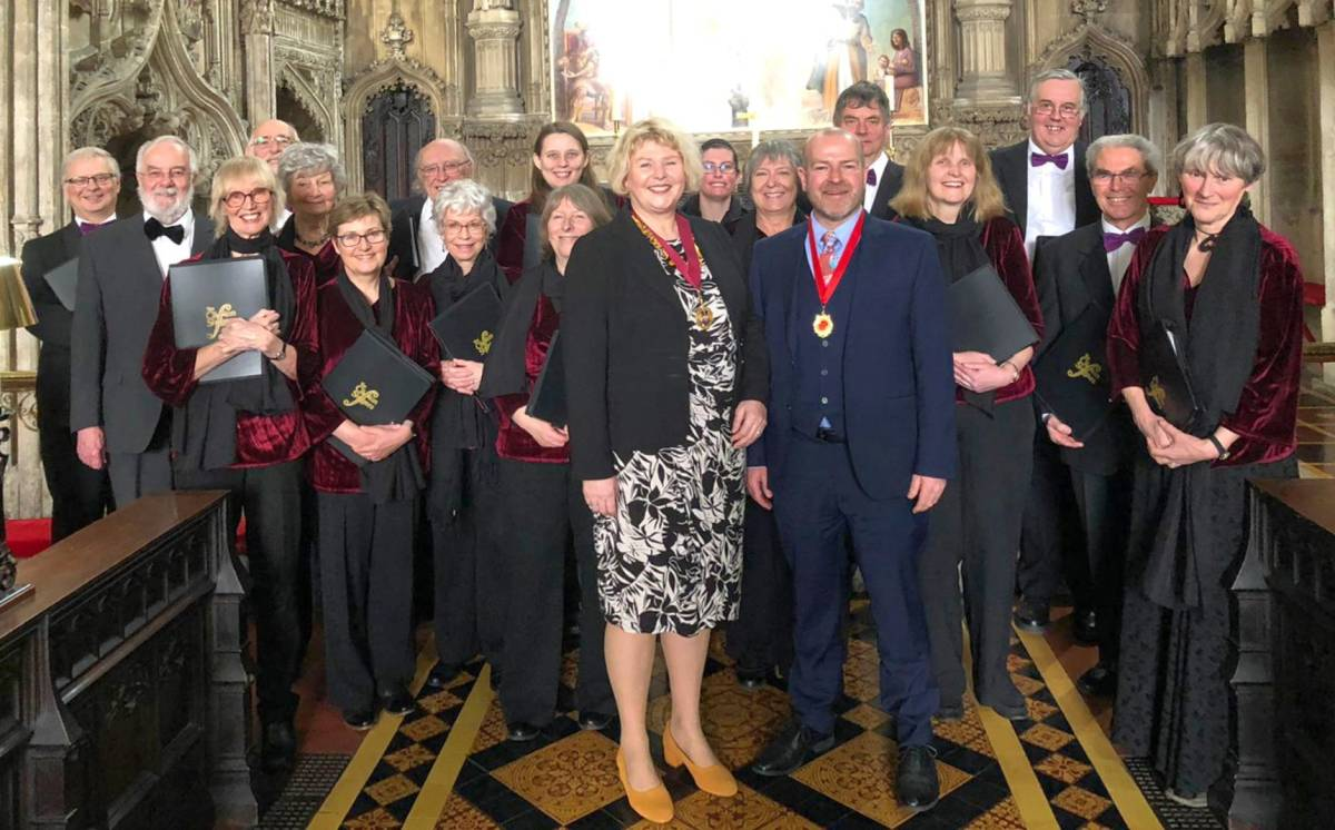 Clifton Singers photograph